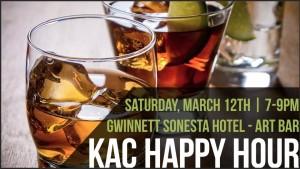 KAC March Happy Hour